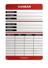Peel & Stick Kanban Pads (FastCap) Tags: fastcap lean organize organization organizational office workspace work notes information collecting adhesive