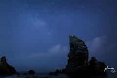 Milky Way (jlmm_morales) Tags: via lactea milky way estrellas stars maro malaga españa andalucia spain nikon d5100