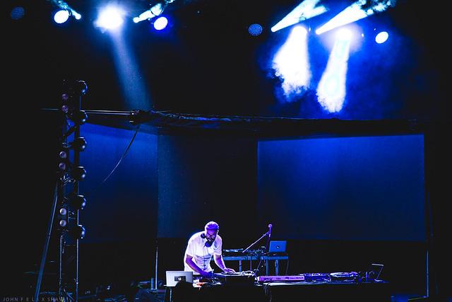 DJ Shadow 7/16/2017 by John Felix Shaw