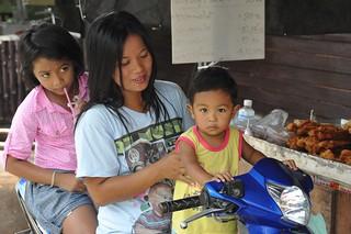 nonthaburi - koh kret - thailande 9
