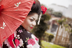 Misteriosa_5124 (Marcos GP) Tags: marcosgp lima peru japon japanise woman paraguas geisha