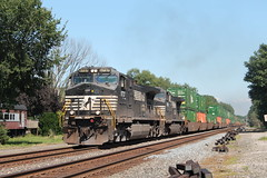 NS 9737 (CC 8039) Tags: ns trains ac44cw c449w chesterton indiana
