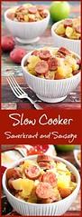 Slow Cooker Sauerkra (alaridesign) Tags: slow cooker sauerkraut sausage with apples potatoes