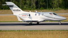 N526SH (Breitling Jet Team) Tags: n526sh hondajet euroairport bsl mlh basel flughafen