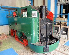 Guinness 0-4-0T at Amberley (davids pix) Tags: amberley wm spence guinness 040t 23 1920 brewery dublin eire 2017 08072017