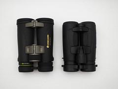 Both closed IPD min (Firsh) Tags: binoculars vanguard celestron