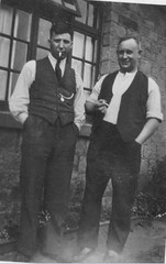 Francis and Frank Todd