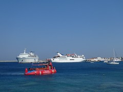 Poseidon submarine (Frans Schmit) Tags: griekenland greece island mediterranian poseidon red rhodes rhodos