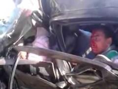 Acidente sobre Ponte do Rio São Fancisco (portalminas) Tags: acidente sobre ponte do rio são fancisco