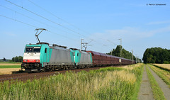 E 186 131 / 5270 004-2 VPS (vsoe) Tags: eisenbahn bahn züge güterzug train railway railroad engine lok woltorf niedersachsen deutschland germany