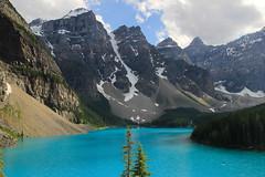 _MG_9021 (Sanghani Chirag) Tags: banffnationalpark canada alberta mountain lake water