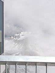 Alps Trip 0951m (mary2678) Tags: schilthorn lauterbrunnen switzerland europe honeymoon mountain mountains piz gloria rotating building view cloud clouds fog alps rick steves myway alpine tour bernese oberland berner jungfraujoch jungfrau mönch eiger region snow