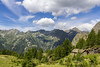 Mountain hut in Gressoney Saint Jean
