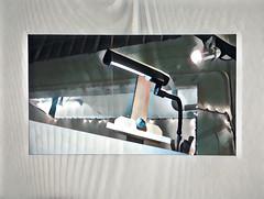 IMG_1434 / in an artist studio, prismatized (janeland) Tags: sanfrancisco california 94110 workspaceltd openstudios october 2016 prisma prismatized interior