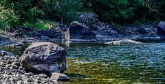Thirlmere rocks (DJNanartist) Tags: nikond750 nikon28300mm lakedistrict anartist thirlmere