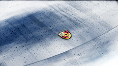 918 Spyder Porsche logo (V4D3R_97) Tags: porsche 918 spyder gta gtav gaming logo badge raindrops car