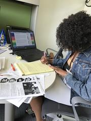 Research (madisonpubliclibrary) Tags: madisonpubliclibrary centrallibrary wandafullmoreinternshipprogram commonwealthdevelopment communityengagement interns teens employment 2017