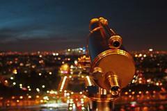 Trocadero Bokeh [Paris] (M. Paula Zuluaga) Tags: paris france bokeh trocadero eiffeltower toureiffel torreeiffel europe nightshot