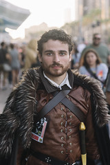 king in the north (Adolfo Perez Design) Tags: sdcc san diego comic con international cosplay costume convention 2017 portrait portraiture comics videogames pop culture movies video games king north got rob stark