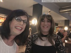 July 2017 - Out on the town in Hull (Girly Emily) Tags: crossdresser cd tv tvchix tranny trans transvestite transsexual tgirl tgirls convincing feminine girly cute pretty sexy transgender boytogirl mtf maletofemale xdresser gurl glasses dress indoor hull admiralofthehumber nightout