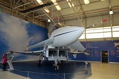 DSC_0022 (richellis1978) Tags: raf rafm cosford plane aircraft military royal air force prototype bae eap