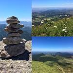 Ascension du Puy de Dôme  #climbing #climber #climb #puydedôme #auvergne #volcansdauvergne #landscape #stones #grass #field #altitude #sky #bliesky #walk #beautiful #beauty thumbnail