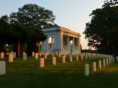 Marietta, GA Marietta National Cemetery (army.arch) Tags: marietta georgia ga cemetery national nationalcemetery historic historicpreservation nrhp nationalregister nationalregisterofhistoricplaces sunset magichour