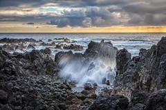 Laupāhoehoe (Mike.Sabina) Tags: laupāhoehoe hawaii waves rocks