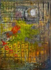 the bleak beyond, scott richard (the art of liquid painting) Tags: san francisco city california scott richard torbakhopper art artist painting painter sf sfmet scottrichardpainter scottrichardartist scottrichardart scottrichardpainting abstract