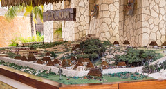 Impressive Recreation (Jerry Bowley) Tags: rivieramaya xelha model ecopark tulum diorama allinclusive