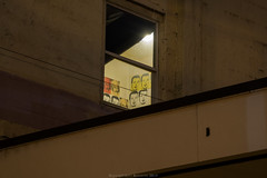Faces In A Window (John Behrends) Tags: