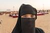 Sandra with hijab (tesKing (Italy)) Tags: dubai emiratiarabi sandra hijab uae desert sharjah emiratiarabiuniti ae
