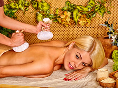 40809278_m (worldclassclubs) Tags: woman girl massage spa back flower masseur medical care beauty hand body treatment massaging tropical plant beautyspa people resort massagetherapist dayspa pampering bodycare skincare wellness health therapy wellbeing medicine relax female blond beautyparlour masseuse towel ball herbal thai hot stonetherapy candle aromatherapy oil nature natural brown luxury white herb pressure