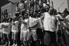 OLMC Feast.  Giglio Lift 2017 (Roy Savoy) Tags: bw blackandwhite street streetphotography people roysavoy nyc newyorkcity newyork blacknwhite streets streettog streetogs ricoh gr2 candid flickr explore candids city photography streetphotographer 28mm nycstreetphotography gothamist tog mono monochrome flickriver snap digital monochromatic blancoynegro