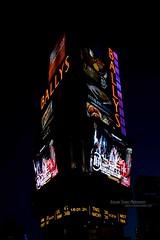 Vegas Baby! (AshlandT) Tags: lasvegas vegas highroller travel cityofsin gambling casinos citylights neon neonlights signs ballys parisresort eiffeltower parislasvegas