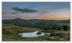 ABC_3804 (Lynne J Photography) Tags: cumbria lakedistricy kellyhalltarn sunrise nikon tarn reflection sunset lonetree lone tree waterfalls longexposure tomgillfalls