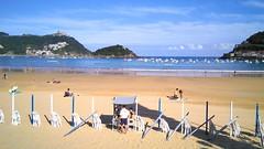 A la playa! (eitb.eus) Tags: eitbcom 32961 g1 tiemponaturaleza tiempon2017 playa gipuzkoa donostiasansebastian jonhernandezutrera