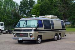 1978 GMC Motorhome RV (Crown Star Images) Tags: car cars automobile auto automobiles automotive rv motorhome recreationalvehicle gm generalmotors gmc