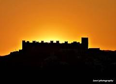 PicsArt_07-22-09.41.55 (lauracastillo5) Tags: orange sky sunrise castle photography sunset spain