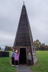 It's a rocket ship (Stinkee Beek) Tags: australia erin yewyen tasmania mona ethan