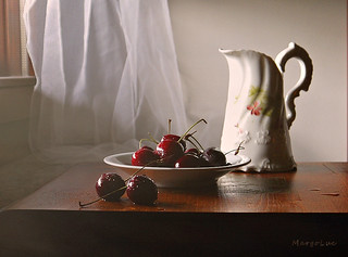 Still Life with Cherries ...