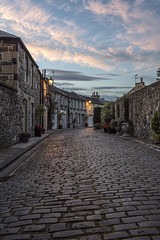 Circus Lane Sunset Edinburgh (Colin Myers Photography) Tags: circuslane circuslaneedinburgh circus lane edinburgh sunset twilight scotland scottish mews old cobbles street new town newtown newtownedinburgh quaint beautiful auld reekie colinmyersphotography colin myers photography