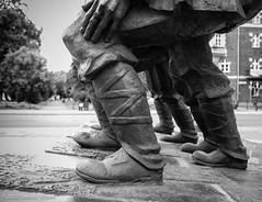 Pomnik Józefa Piłsudskiego - III (Theunis Viljoen LRPS) Tags: krakow poland pomnikjózefapiłsudskiego monument