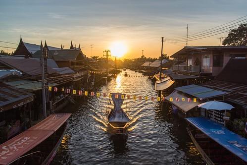 marché flottant amphawa - thailande 52