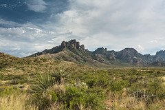 Chisos Afternoon - Big Bend National Park, Texas