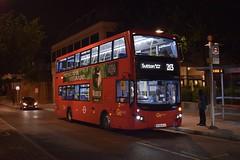 Go-Ahead London subsidiary London General MCV EvoSeti bodied Volvo B5LH (MHV44 - BG66 MJV) 213 (London Bus Breh) Tags: goahead goaheadgroup goaheadlondon londongeneral manufacturingcommercialvehicles mcvbusandcoach mcv mcvevoseti evoseti volvo volvobus volvob5l volvob5lh volvob5lhybrid hybrid hybridbus hybridtechnology mhv mhv44 bg66mjv 66reg london buses londonbuses bus londonbusesroute213 route213 newmalden newmaldenstation coomberoad tfl transportforlondon