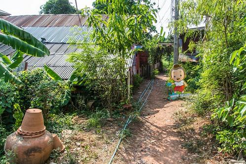 nonthaburi - koh kret - thailande 39
