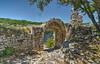 Le fort de Buoux. Vaucluse. (Cri.84) Tags: provence sonyα7ll milvus2128ze metabones 3xp hdr photomatix luberon vaucluse pierre