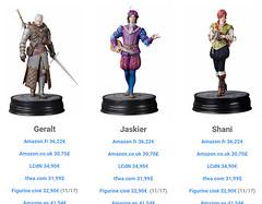 witcher 3 figurines (Shady_77) Tags: thewitcher3 witcher3 figurines figure darkhorse