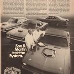 1970 Plymouth Rapid Transit System Advertisement Hot Rod Magazine May 1970 thumbnail